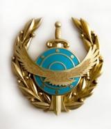Символ Министерства Внутренних Дел РК 450 х 450 х 112 мм